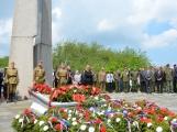 Na Slivici si konec války připomněly tisíce lidí (2)