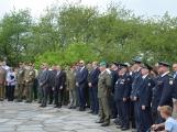 Na Slivici si konec války připomněly tisíce lidí (1)