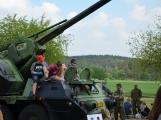 Na Slivici si konec války připomněly tisíce lidí (4)
