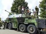 Na Slivici si konec války připomněly tisíce lidí (12)