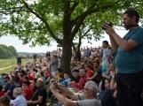 Na Slivici si konec války připomněly tisíce lidí (21)