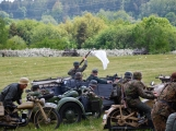 Na Slivici si konec války připomněly tisíce lidí (33)