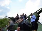 Na Slivici si konec války připomněly tisíce lidí (20)
