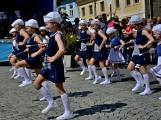 Náměstí v Rožmitále pod Třemšínem v neděli ovládly dechovky (6)