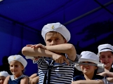 Náměstí v Rožmitále pod Třemšínem v neděli ovládly dechovky (14)