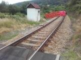 Právě teď: Na Příbramsku vlak smetl osobní auto, řidič na místě zemřel (2)