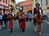 Rožmitál pod Třemšínem oslaví 560 let od korunovace královny Johanky (13)