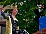 Rožmitál pod Třemšínem oslaví 560 let od korunovace královny Johanky (14)