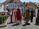 Rožmitál pod Třemšínem oslaví 560 let od korunovace královny Johanky (17)