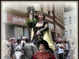 Rožmitál pod Třemšínem oslaví 560 let od korunovace královny Johanky (18)
