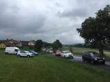Další dopravní nehoda na Příbramsku si vyžádala zranění (8)