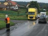 Další dopravní nehoda na Příbramsku si vyžádala zranění (4)