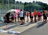 Olympijský běh navštívil Příbram, na startu stanulo přes 60 běžců (34)