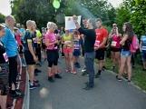 Olympijský běh navštívil Příbram, na startu stanulo přes 60 běžců (31)
