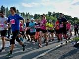 Olympijský běh navštívil Příbram, na startu stanulo přes 60 běžců (39)