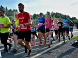 Olympijský běh navštívil Příbram, na startu stanulo přes 60 běžců (49)