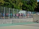 Olympijský běh navštívil Příbram, na startu stanulo přes 60 běžců (48)