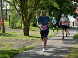Olympijský běh navštívil Příbram, na startu stanulo přes 60 běžců (46)