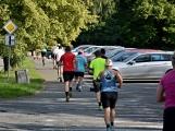 Olympijský běh navštívil Příbram, na startu stanulo přes 60 běžců (44)