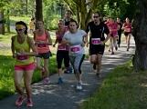 Olympijský běh navštívil Příbram, na startu stanulo přes 60 běžců (43)