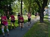 Olympijský běh navštívil Příbram, na startu stanulo přes 60 běžců (42)