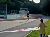 Olympijský běh navštívil Příbram, na startu stanulo přes 60 běžců (40)