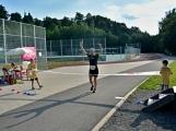 Olympijský běh navštívil Příbram, na startu stanulo přes 60 běžců (26)