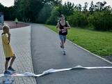 Olympijský běh navštívil Příbram, na startu stanulo přes 60 běžců (25)