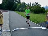 Olympijský běh navštívil Příbram, na startu stanulo přes 60 běžců (24)