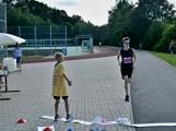 Olympijský běh navštívil Příbram, na startu stanulo přes 60 běžců (10)