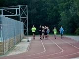 Olympijský běh navštívil Příbram, na startu stanulo přes 60 běžců (9)