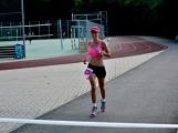 Olympijský běh navštívil Příbram, na startu stanulo přes 60 běžců (8)