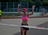 Olympijský běh navštívil Příbram, na startu stanulo přes 60 běžců (7)