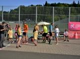 Olympijský běh navštívil Příbram, na startu stanulo přes 60 běžců (5)
