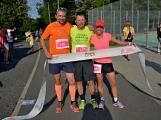 Olympijský běh navštívil Příbram, na startu stanulo přes 60 běžců (3)