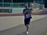 Olympijský běh navštívil Příbram, na startu stanulo přes 60 běžců (1)