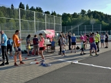 Olympijský běh navštívil Příbram, na startu stanulo přes 60 běžců (22)