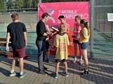 Olympijský běh navštívil Příbram, na startu stanulo přes 60 běžců (19)