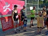 Olympijský běh navštívil Příbram, na startu stanulo přes 60 běžců (18)