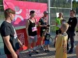 Olympijský běh navštívil Příbram, na startu stanulo přes 60 běžců (17)