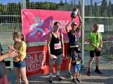Olympijský běh navštívil Příbram, na startu stanulo přes 60 běžců (16)