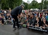 Stovky fanoušků si užily pořádnou porci skvělé muziky i ohňovou show (82)