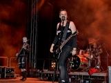 Stovky fanoušků si užily pořádnou porci skvělé muziky i ohňovou show (35)