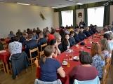 Dobrovolní hasiči ve Věšíně oslavili 135 let a získali i významné ocenění (62)