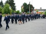Dobrovolní hasiči ve Věšíně oslavili 135 let a získali i významné ocenění (55)