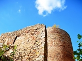 Zajímavá místa v Chráněné krajinné oblasti Brdy: zřícenina hradu Valdek (9)