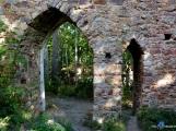 Zajímavá místa v Chráněné krajinné oblasti Brdy: zřícenina hradu Valdek (11)