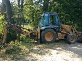V lesoparku bylo pokáceno několik stromů (AKTUALIZOVÁNO) (6)