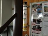 Zásobník na Obecním úřadě a poště Tochovice ()