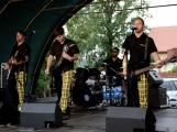 V Rožmitále teklo pivo proudem a kapely zaválely (50)